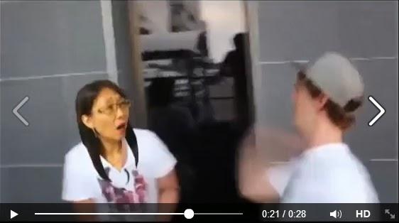 Video Cara Menampar Teresa Kok