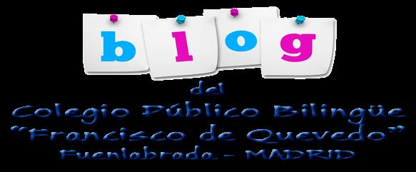"""Blog del CEIP """"Francisco de Quevedo"""""""