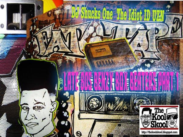 Lakim Shabazz - Rare & Unreissued Old School Hip-Hop '89-'90