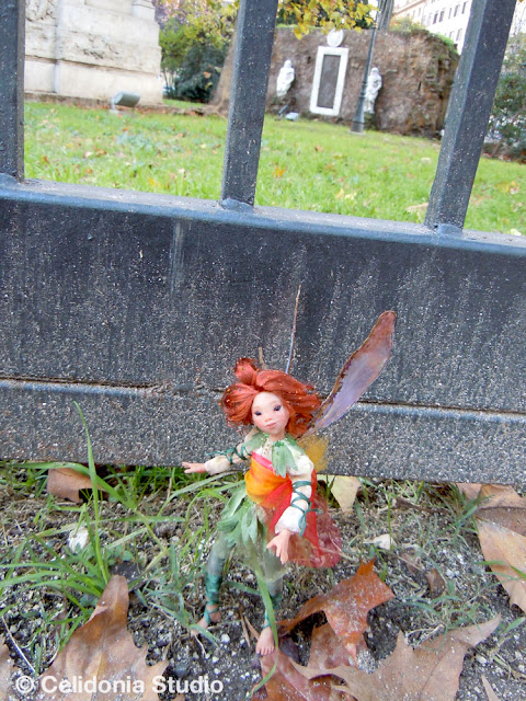 Fairy Near Porta Magica