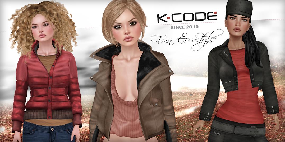 K-CODE _ Virtual Fashion Collection