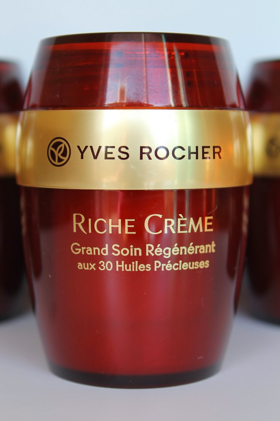 Grand Soin Régénérant aux 30 huiles Yves Rocher