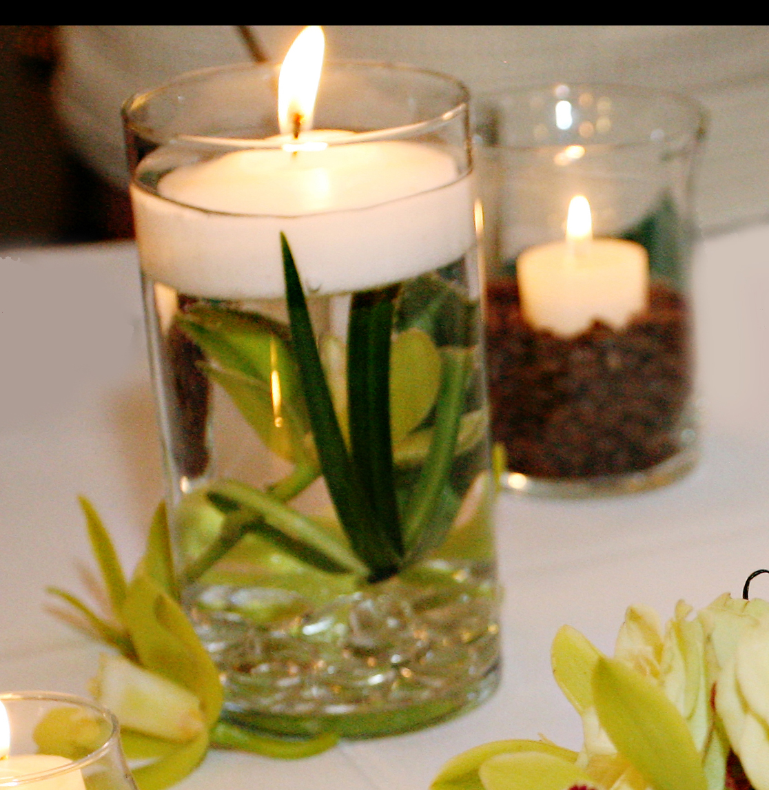 The savvy diy bride coffee bean centerpieces