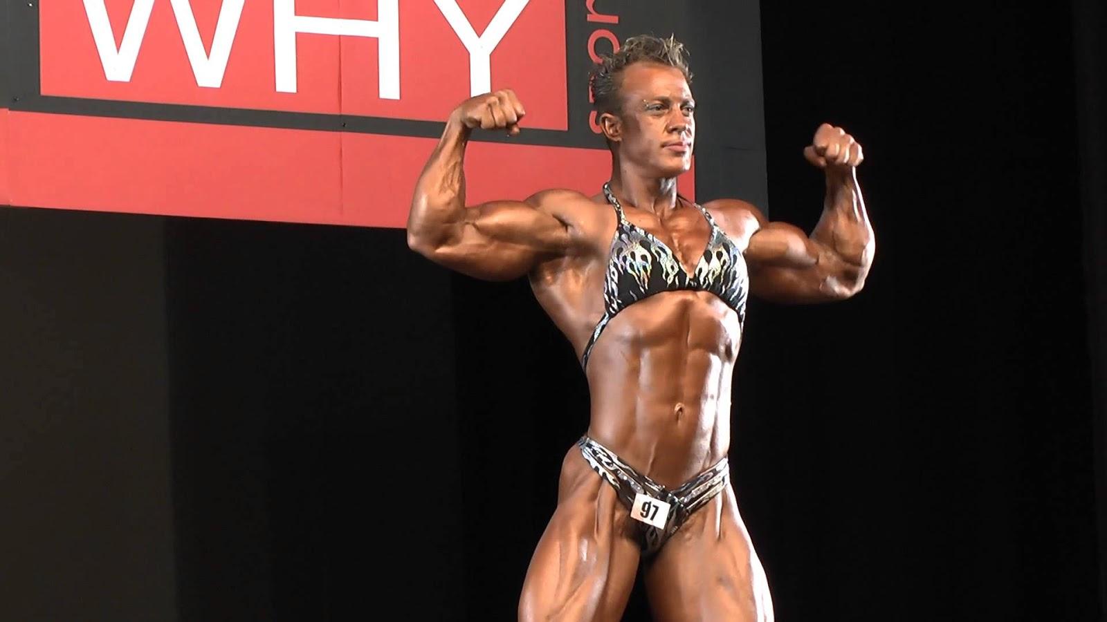 Muscle Women Por 23