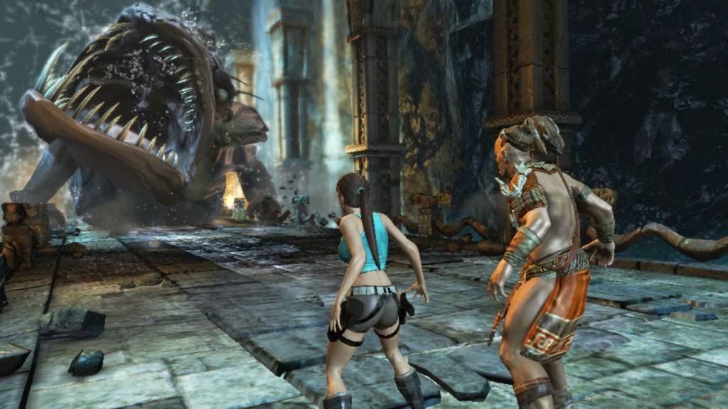 Lara Croft y el Templo de Osiris, lanzamiento 9 de diciembre