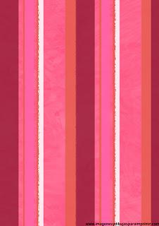 papel de color rosa para imprimir