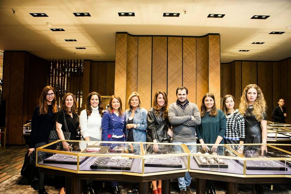 La coru a lifestyle presentaci n boutique joyer a su rez en el corte ingl s - Luckia oficinas madrid ...