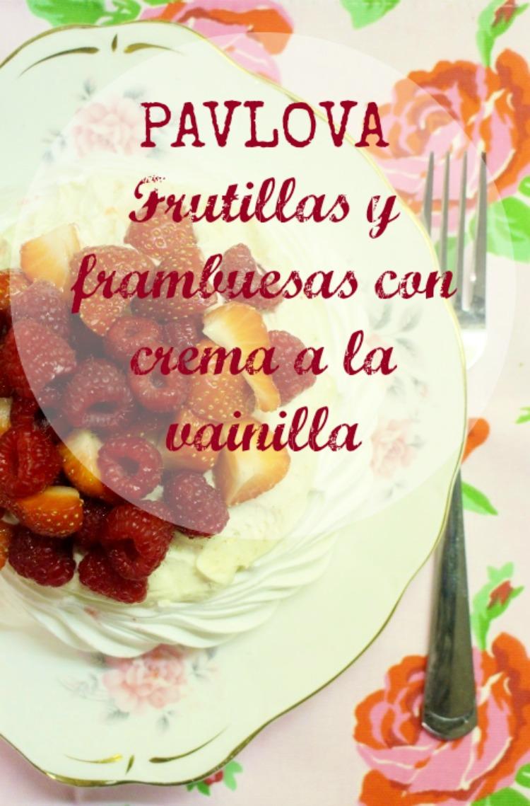Frutillas y Frambuesas