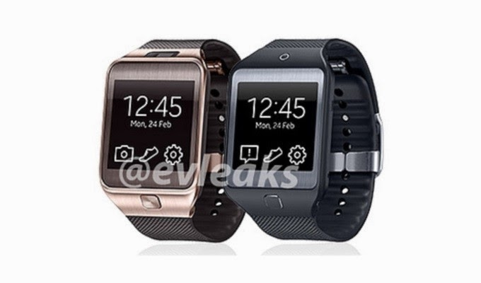 Galaxy Gear 2 dan Galaxy Gear 2 Neo