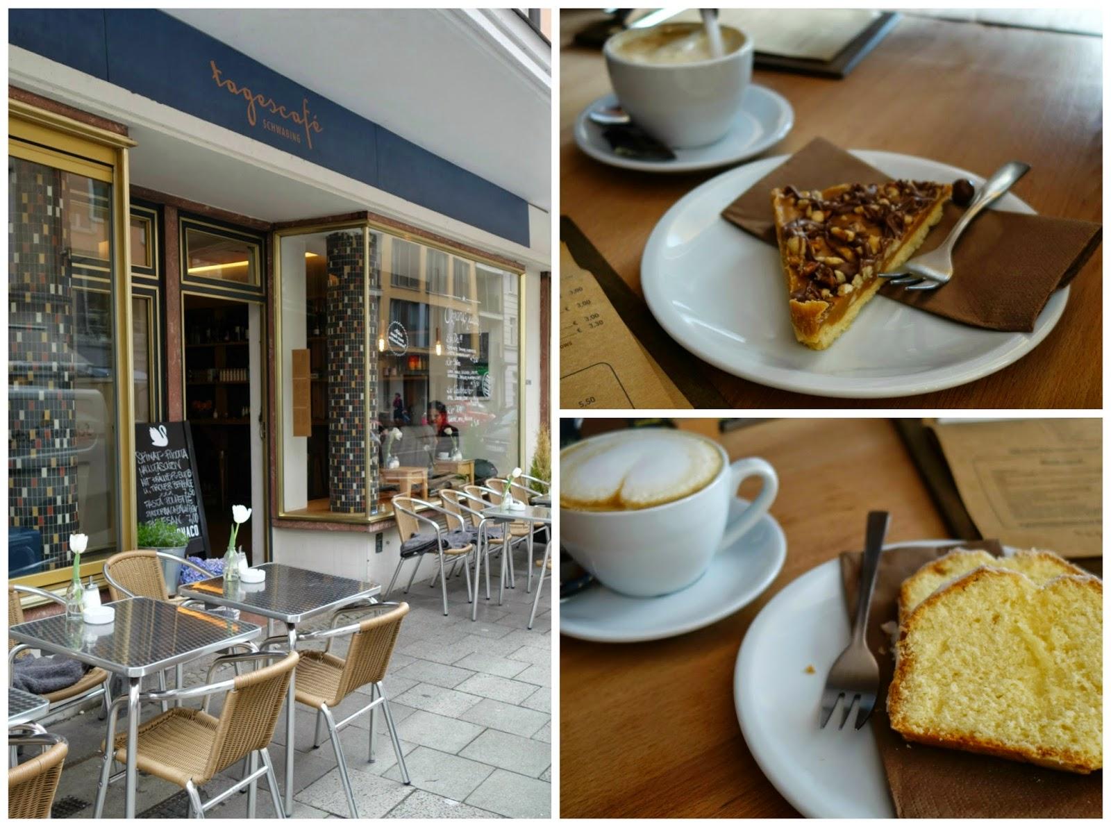 Kuchen München Cafe ~ unterwegs und kaffee und kuchen kaffee und kuchen in münchen tagescafé schwabing