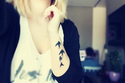 Tatuagens no Braço Pequenas e Delicadas