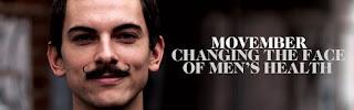 Movember Men's Health Awareness Month for November