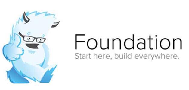 HTML5 UI Framework : Foundation