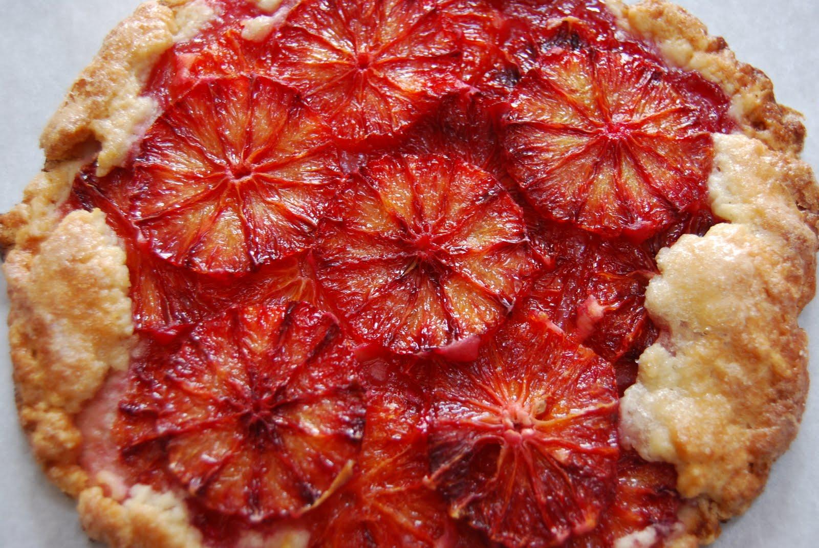 ... blood orange sherbet flaky blood orange tart flaky blood orange tart