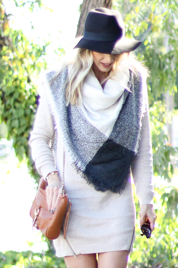 fall accessories blanket scarf