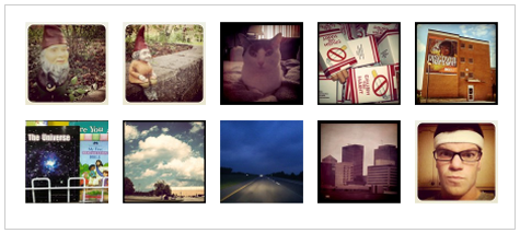 Adding an instagram feed to your site – Welcome to Made With ...
