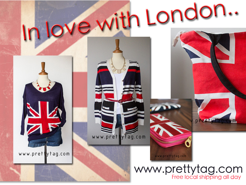 In Love with London !