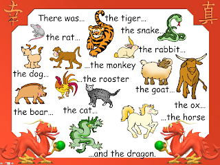little miss glamour goes to kindergarten: chinese new year., Powerpoint templates