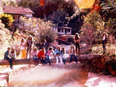 Mutantes em Itaipava 1974