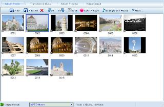 Software membuat Video Dari Foto