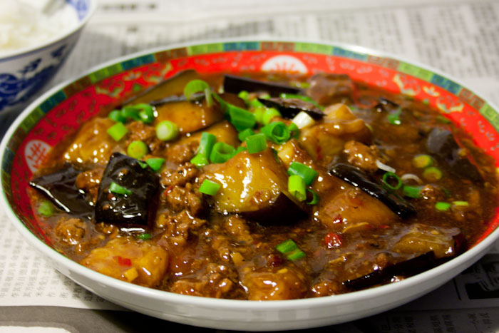 3 hungry tummies silky eggplant with spicy mince sauce silky eggplant with spicy mince sauce forumfinder Choice Image