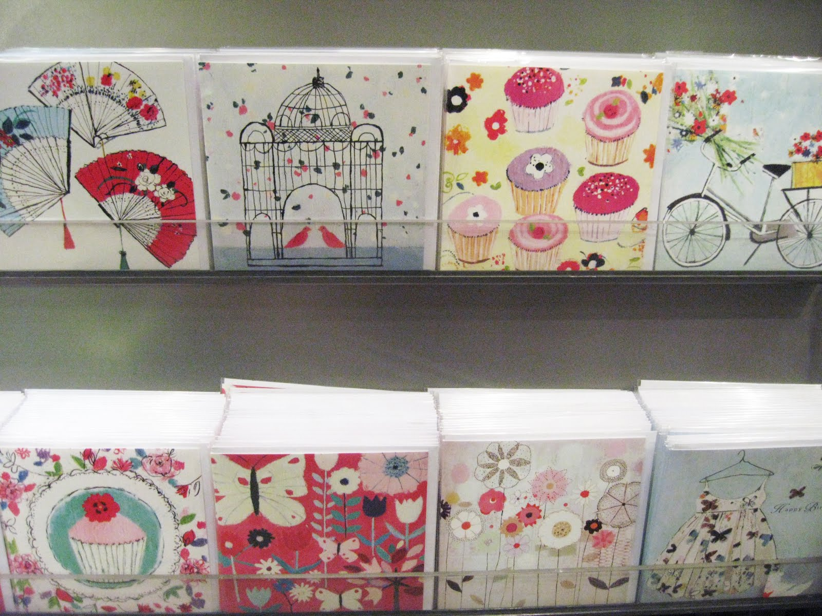 Charlotte Hardy Paperchase Cards