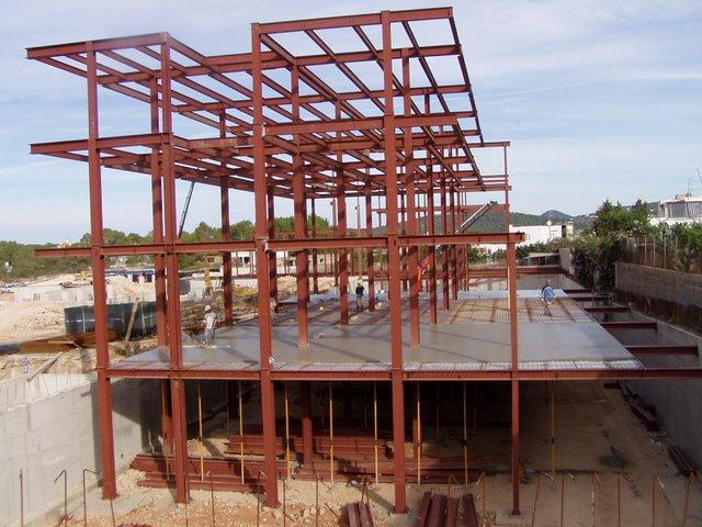 Berra blog 25 09 11 2 10 11 for Forjado estructura metalica
