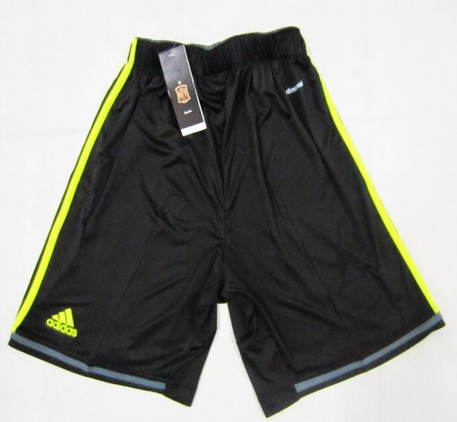 Shorts Celana Bola Grade Ori Piala Dunia Timnas Spanyol Matador
