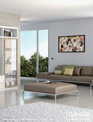 Arredamento di interni: Arredamento di interni dal design moderno - arredo casa in ambienti ...