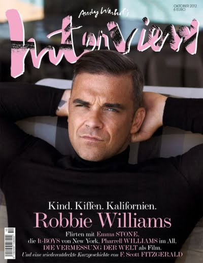 Robbie Williams cover