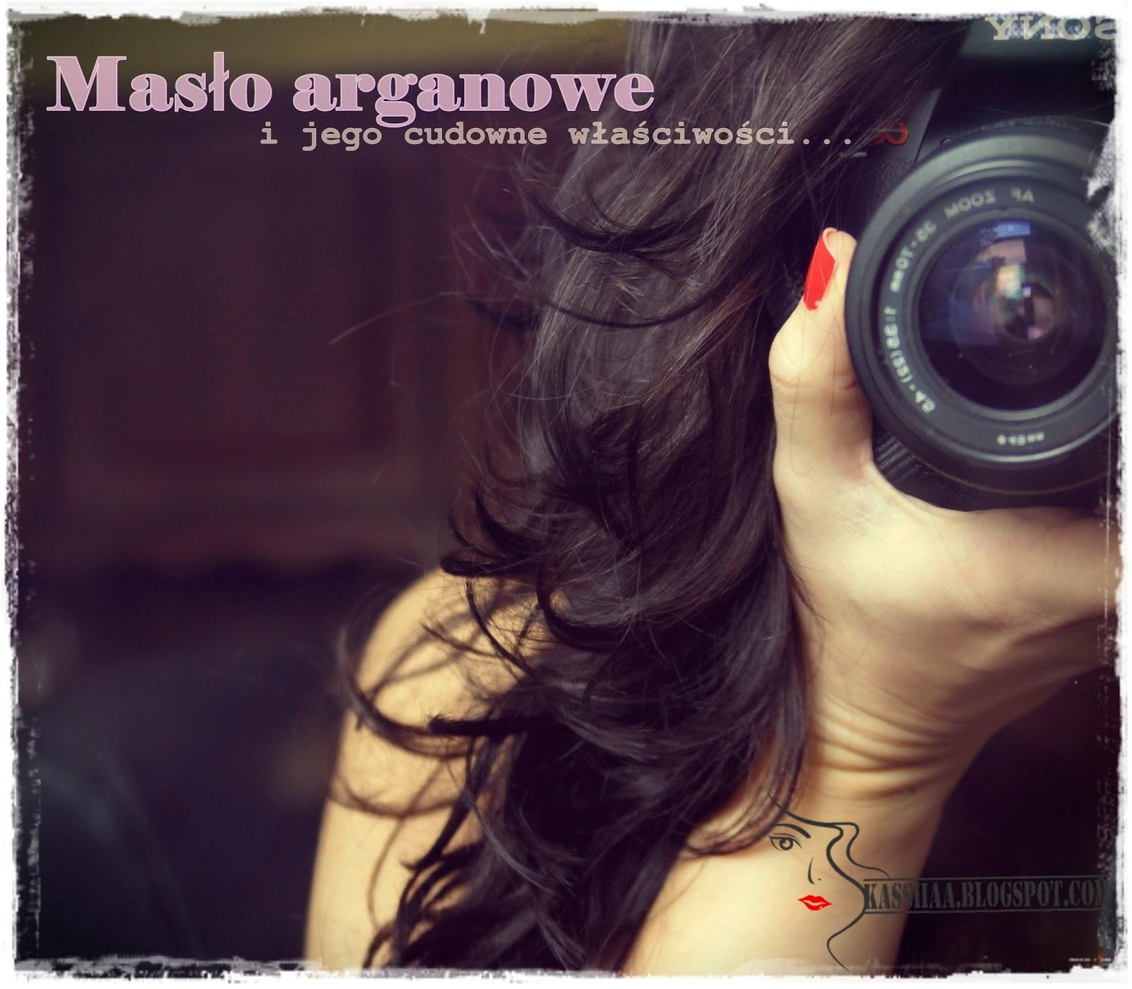 Masło Arganowe - sekret pięknych i lśniących włosów - www.pachnacakraina.com