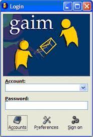 How to Configuring Gtalk in GAIM