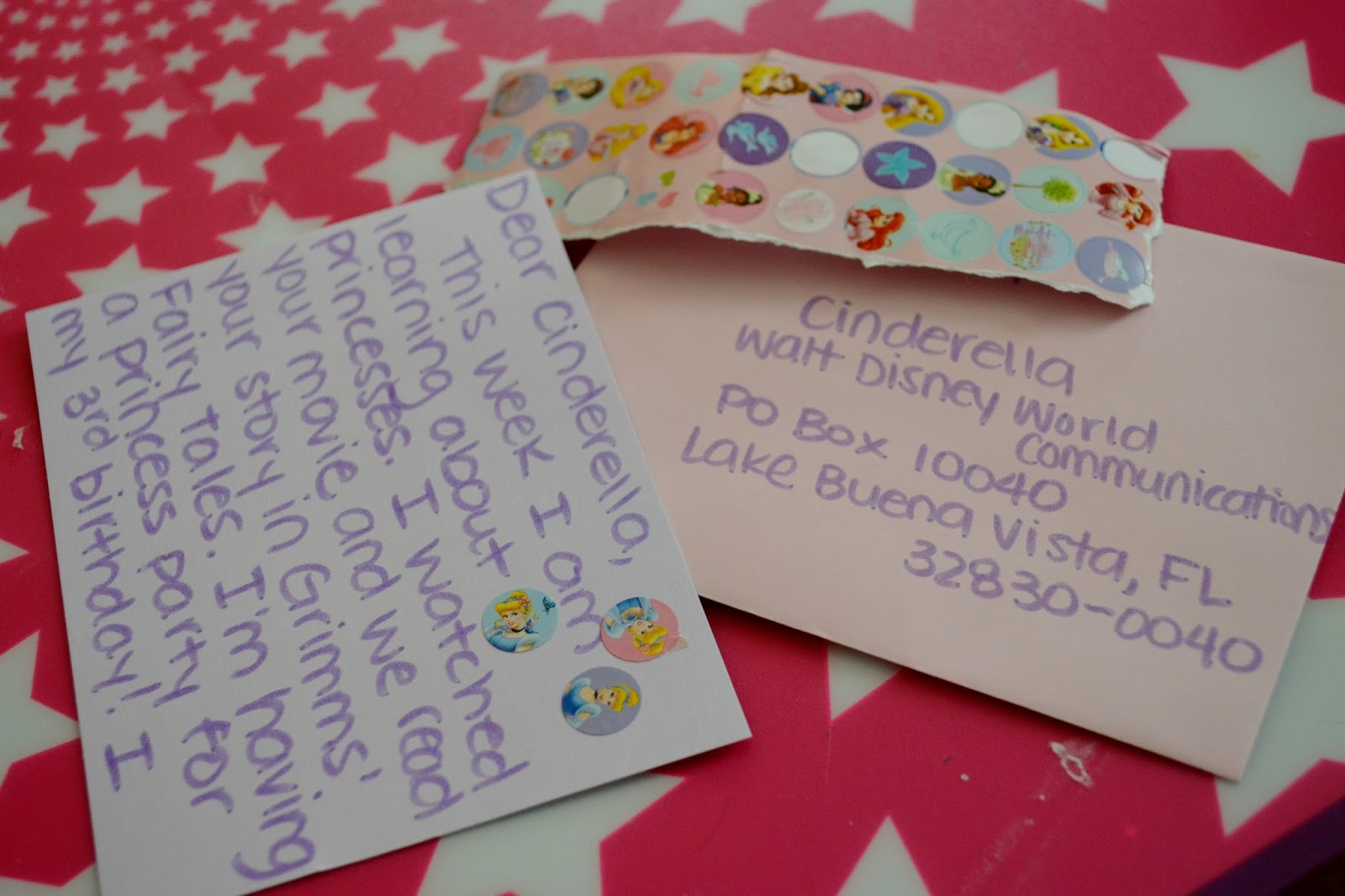 Disney Letter M And letters to cinderella