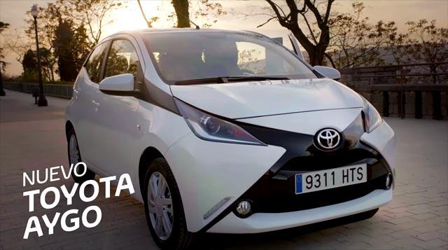 El Nuevo Toyota Aygo