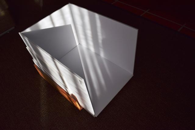 A caixa ...e tudo ficou mais nitido