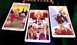 Tirada de 3 cartas para Aries