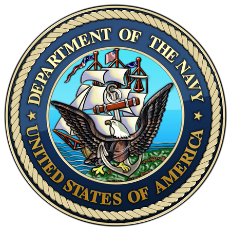 Military Insignia 3d The United States Navy Usn Seal