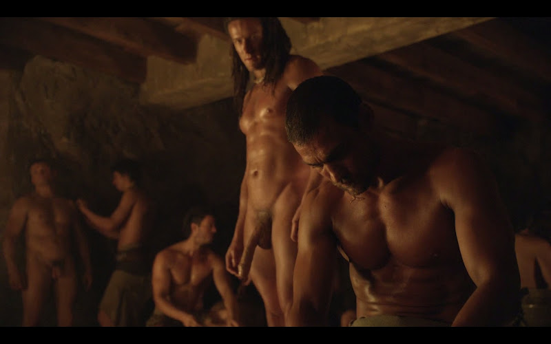 Naked men of spartacus nude not absolutely