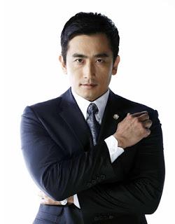 Cha In-pyo Pemeran Tokoh Goo Ja-Hyuk