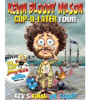 Kevin Bloody Wilson  27/10/12 The Cresset