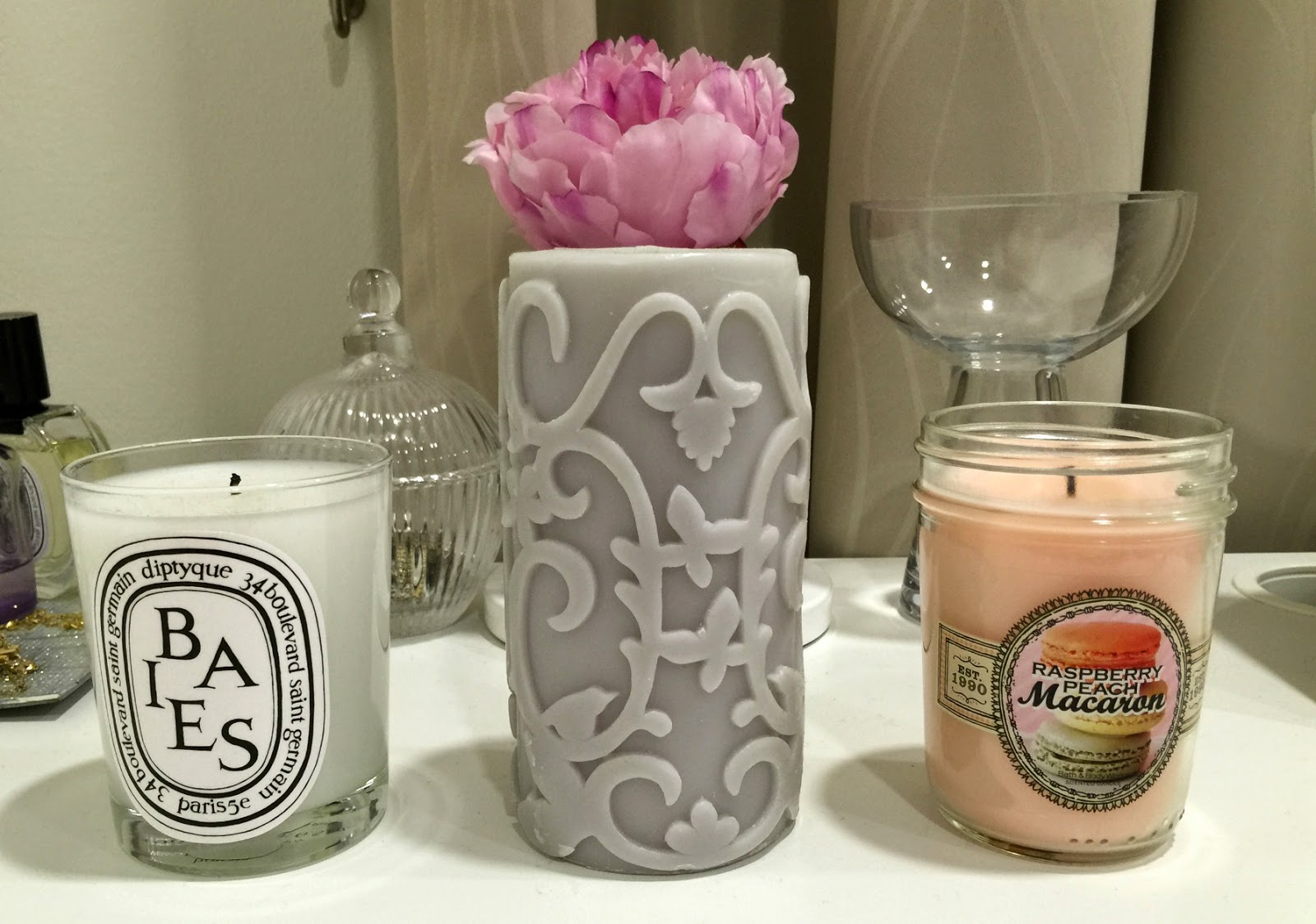 My Current Favorite Home Candles