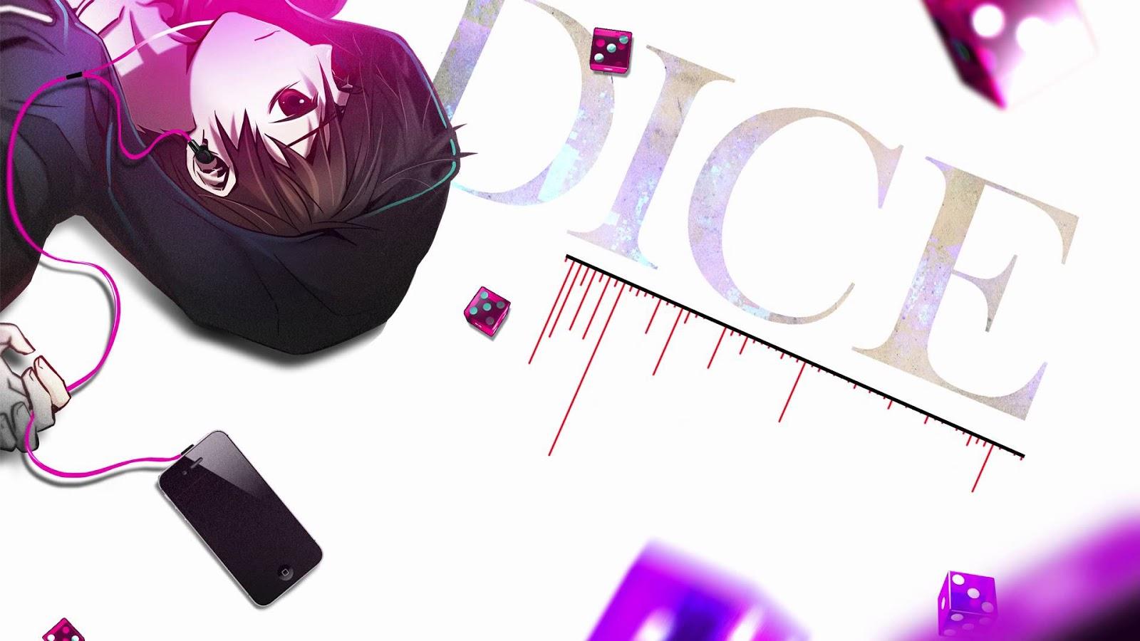 Dice Manga Webtoon Wallpaper