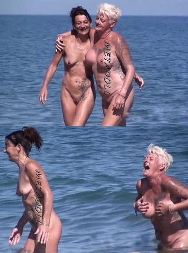 Nude Euro Beaches 14 (Nudist Spy Videos)