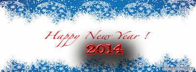 Beautiful Happy New Year 2014 Facebook Covers Free