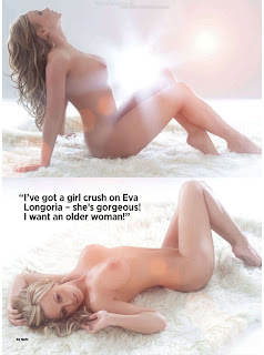 Chanelle Hayes Nude Photoshoot