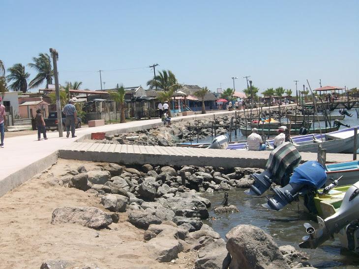 Embarcadero de El Conchal, Sindicatura de Eldorado