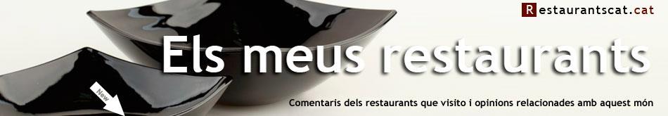 Els meus restaurants