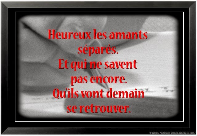 Top citation d'amour en image