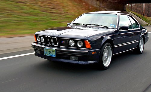 BMW /// MPOWER: BMW 6 Series (E24)