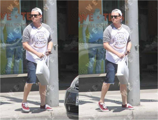 Jesse McCartney in The Who Tee